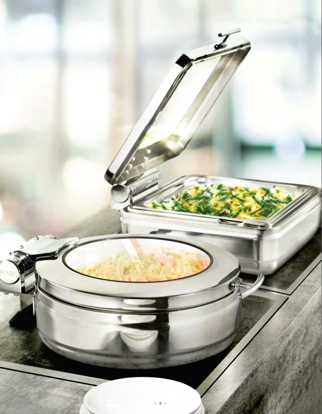 supplier of hospitality and catering ware